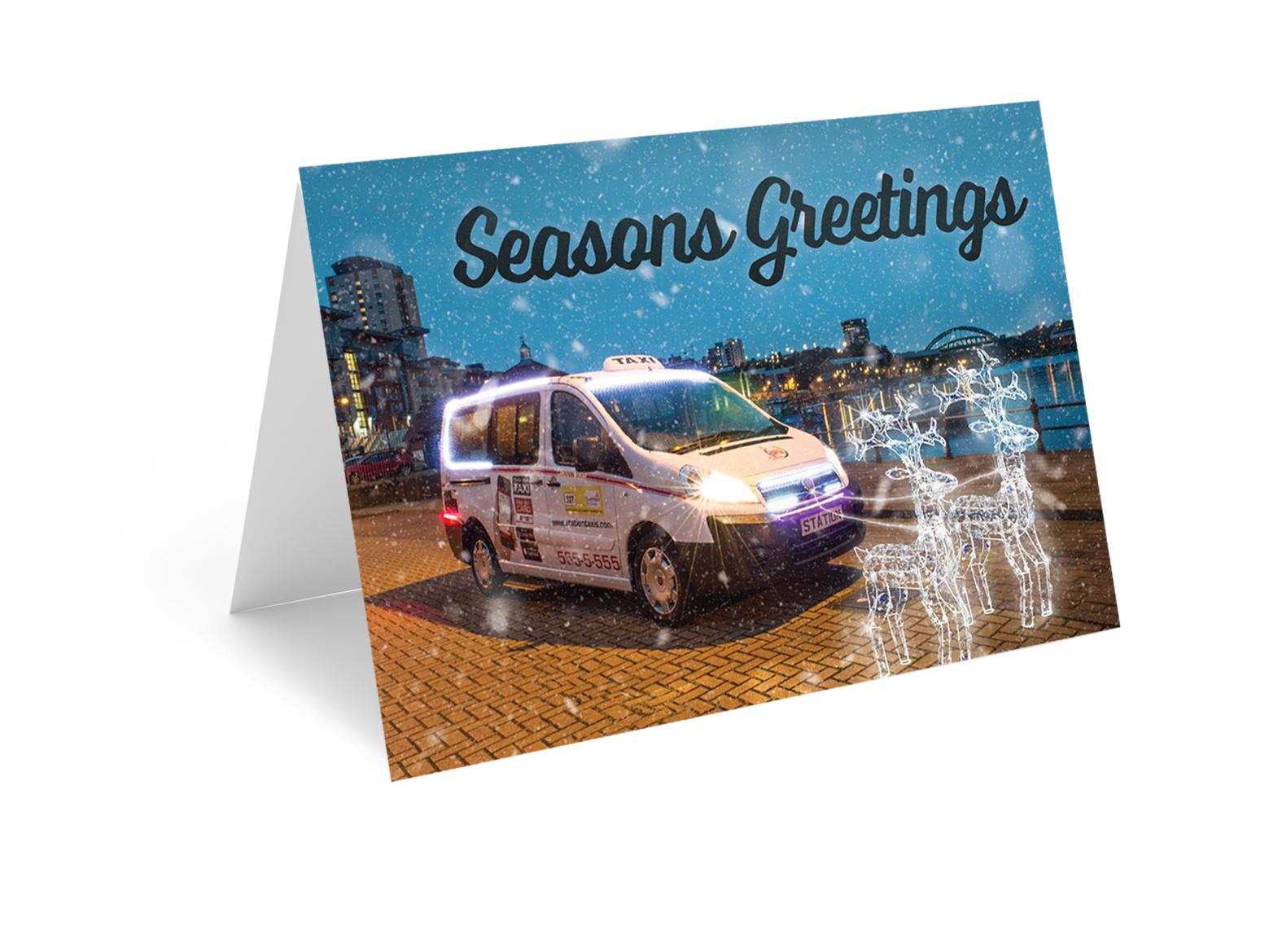 Seasons Greetings Gift Card